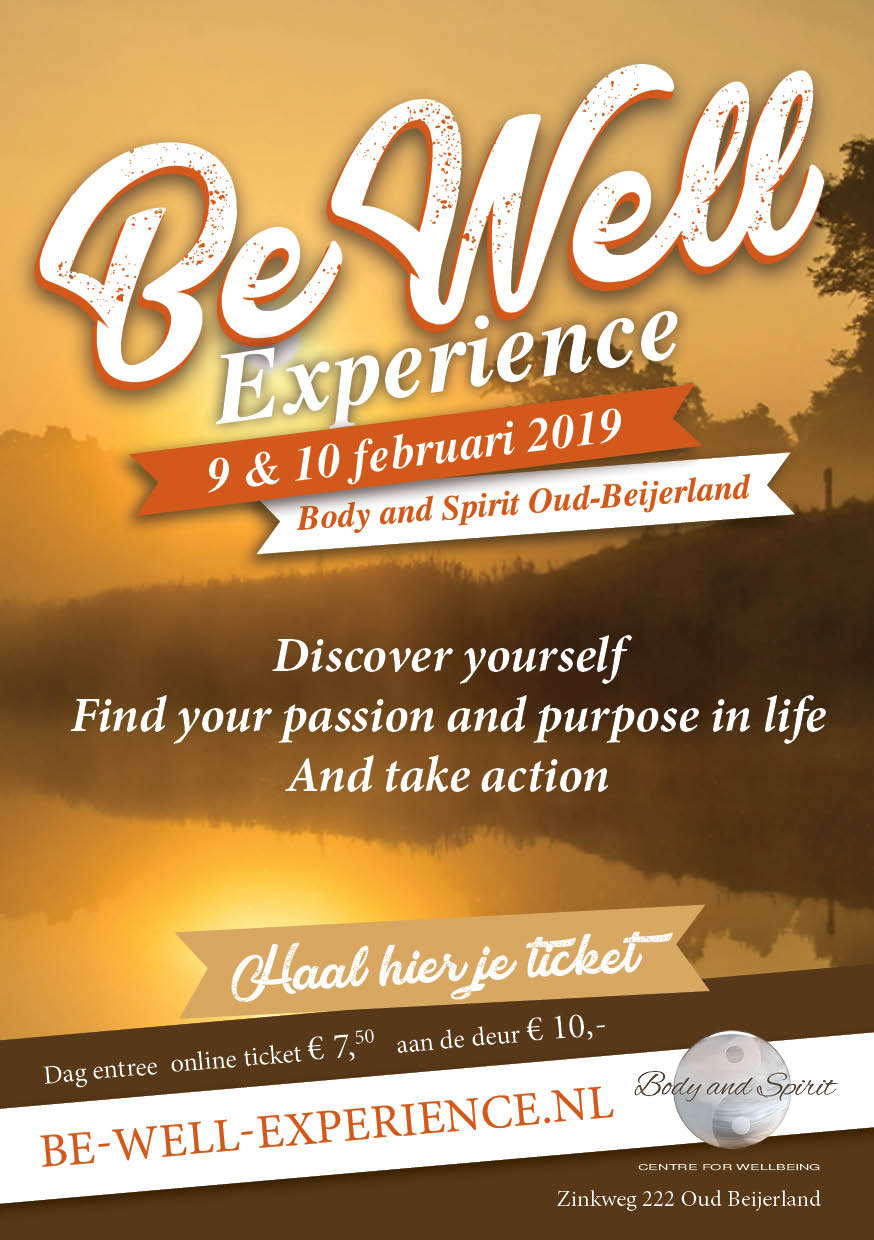 Be Well flyer 2